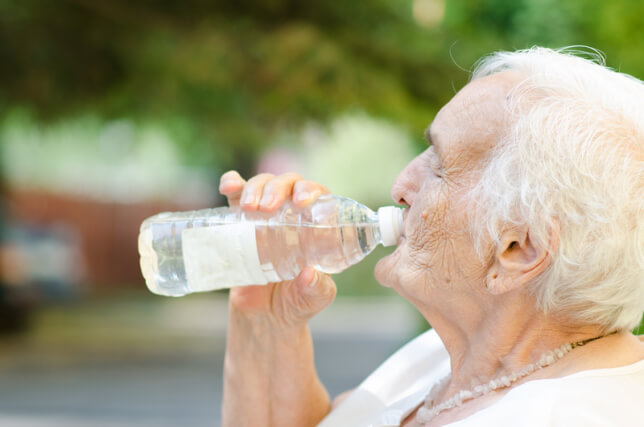 The Truth About Dehydration in the Elderly Group