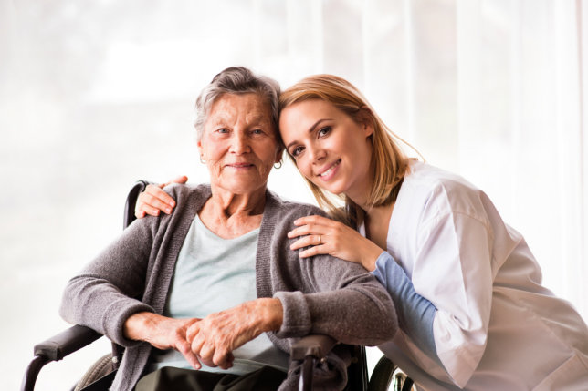 An Essential Way to Regain Elderly Comfort