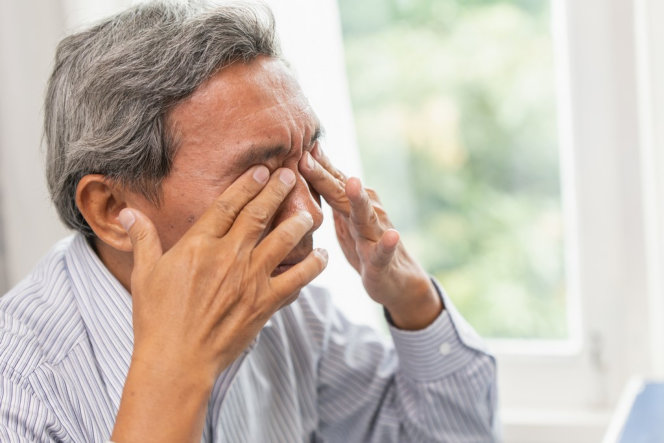 Common Age-Related Vision Problems